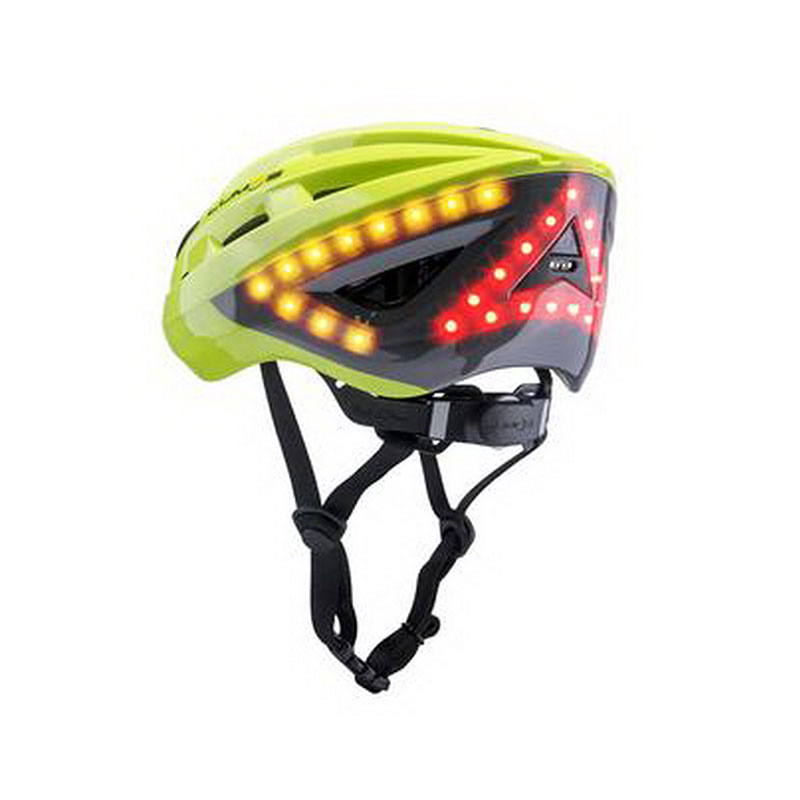 Lumos Bicycle Helmet with Integrated Lights